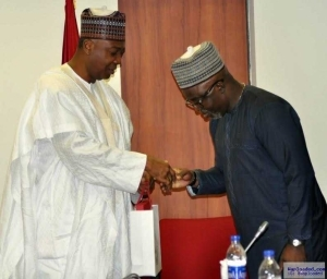 It's time to move on – Saraki tells warring NFF factions